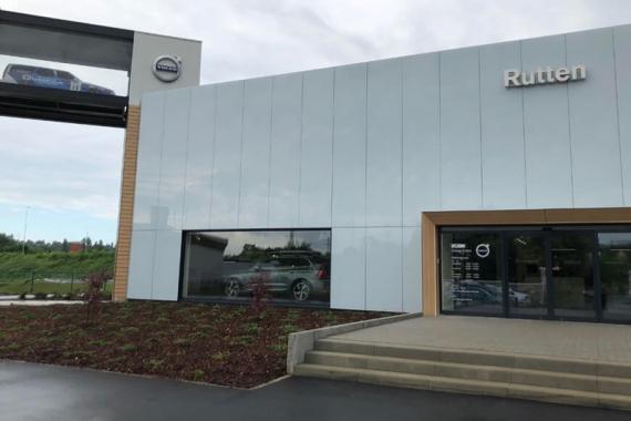 Volvo garage Rutten