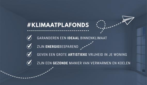 klimaatplafonds voordelen