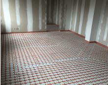 Variocomp ideaal voor renovatie met vinylvloer in Geel