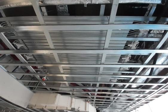 Plafondverwarming & koeling